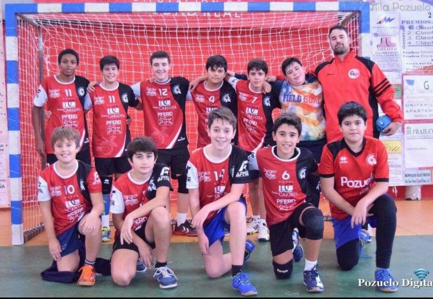 Equipo Infantil Masculino 2016-2017